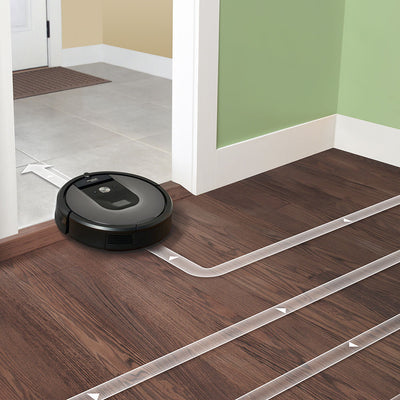Irobot Roomba 960 Smart Seamless Efficient Navigation
