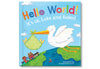 Photo Of Your Child In A Childrens Story Book Hello World