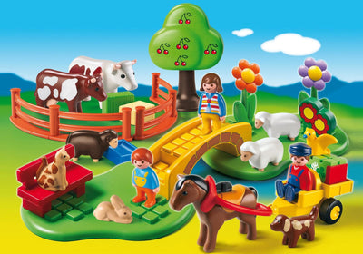 Playmobil Age 1.2.3 Country Side 6770 Photo