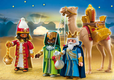 Playmobil Christmas And Advent Three Wise Kings 5589