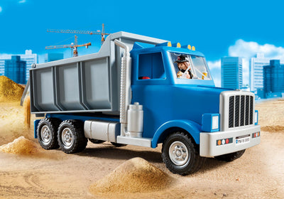 Playmobil City Action Dump Truck 5665