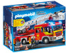Playmobil City Action Fire Truck With Lights And Sounds 5362