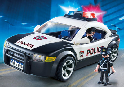 Playmobil City Action Police Cruiser 5673