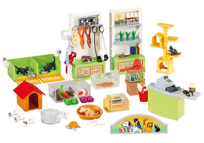 Playmobil City Life Pet Store Interior 6221
