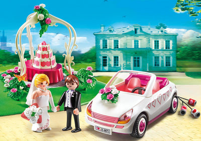 Playmobil City Life Wedding Celebration 6871