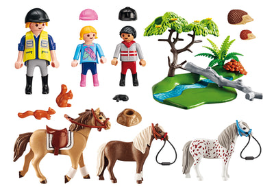 Playmobil Country Horseback Ride 5685