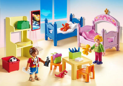 Playmobil Dollhouse Children's Room 5306