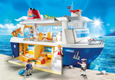 Playmobil Family Fun Cruise Ship 6978 Photo