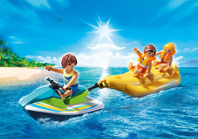 Playmobil Family Fun Island Banana Boat 9163 Photo