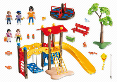 Playmobil Family Fun Playground 5612 Photo