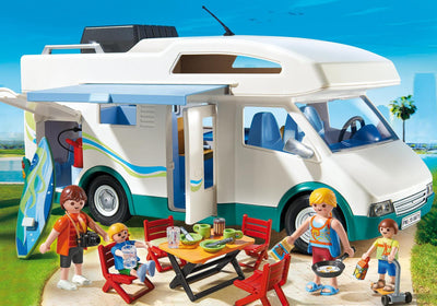 Playmobil Family Fun Summer Camper 6671 Photo