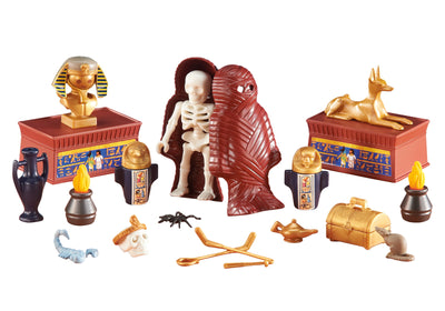 Playmobil History Pharaoh Treasure 6483
