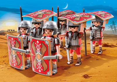 Playmobil History Roman Troop 9168