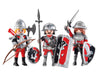 Playmobil Knights 3 Hawk Knights 6381