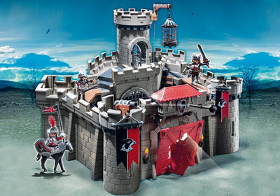 Playmobil Knights Hawk Knights Castle 6001