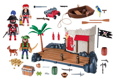 Playmobil Pirate Fort Sperset 6146