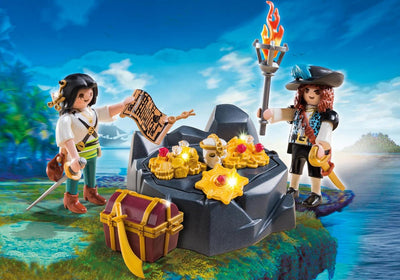 Playmobil Pirates Treasure Hideout 6683