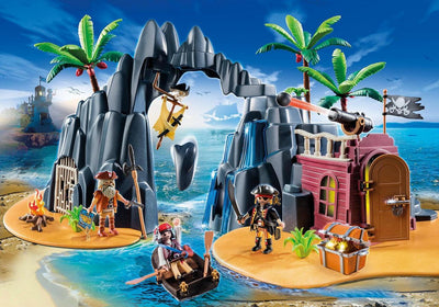 Playmobil Pirates Treasure Island 6679