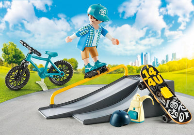 Playmobil Sports And Action Extreme Sports Carry Case 9107