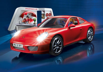 Playmobil Sports And Action Porsche 911 Carrera S 3911