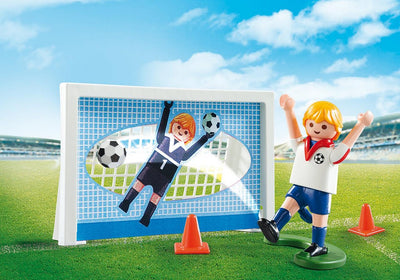 Playmobil Sports And Action Soccer Shootout Carry Case 5654