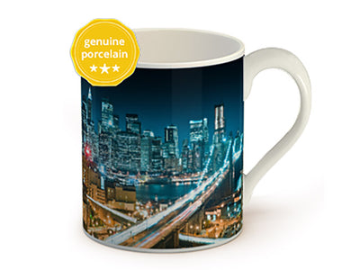 Premium Porcelain Photo Mug