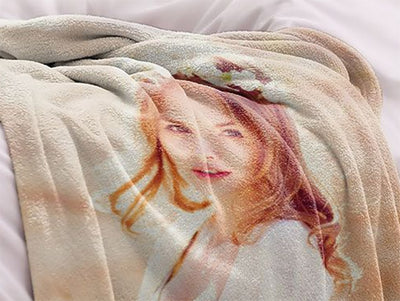 Standard Fleece Photo Blanket