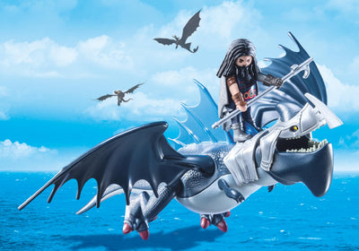 Toys playmobil Dragons Drago & Thunderclaw