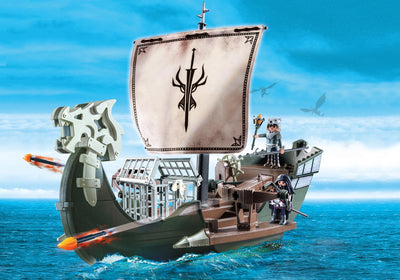 Toys playmobil Dragons Drago's Ship