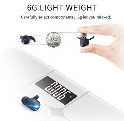 Truly Wireless Earbuds Wonstart W302 Light Weight
