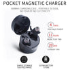 Truly Wireless Earbuds Wonstart W302 Pocket Charger