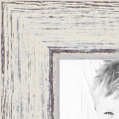 Your Photo In A Custom Frame Rustic Barnwood Details