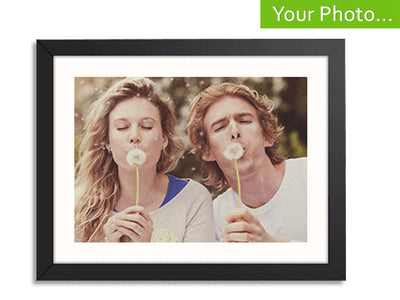 Your Photo Passe-partout Frames
