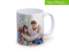 Your Photo Printed On A Custom Mug