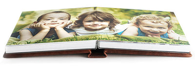 Your Photos In A Book Family