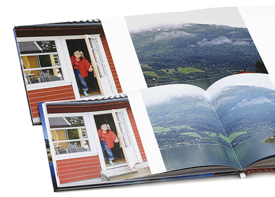 Your Photos In A Book Many Styles