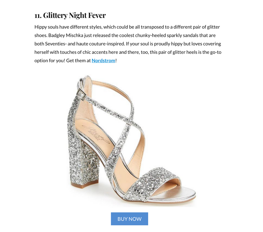 Glowsly  USA • Dec 28 • 11:21 pm     15 Pairs of Glitter Heels to Shine Bright in 2020: How to Wear Glitter Heels