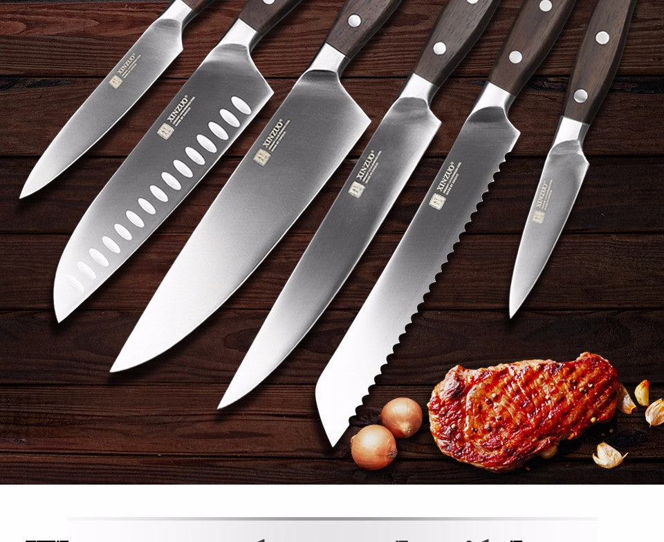 6-Piece Quality Kitchen Knife Set