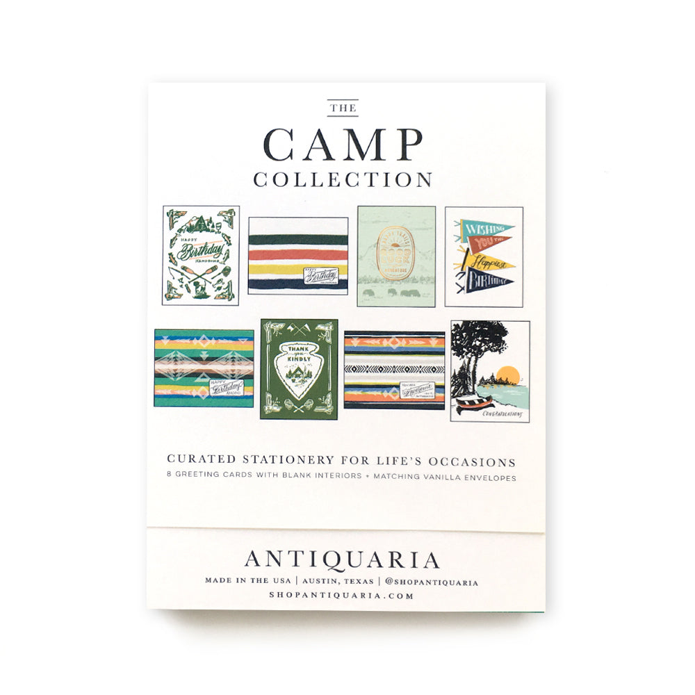 The Camp Collection (Boxed Set of 8)