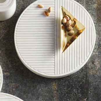 Marble Cut Lines Marble Cheese Board & Marble: Cut Lines Marble Cheese Board - brooke lindsay