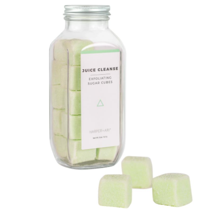 Sugar Body Scrub Cubes (Juice Cleanse)