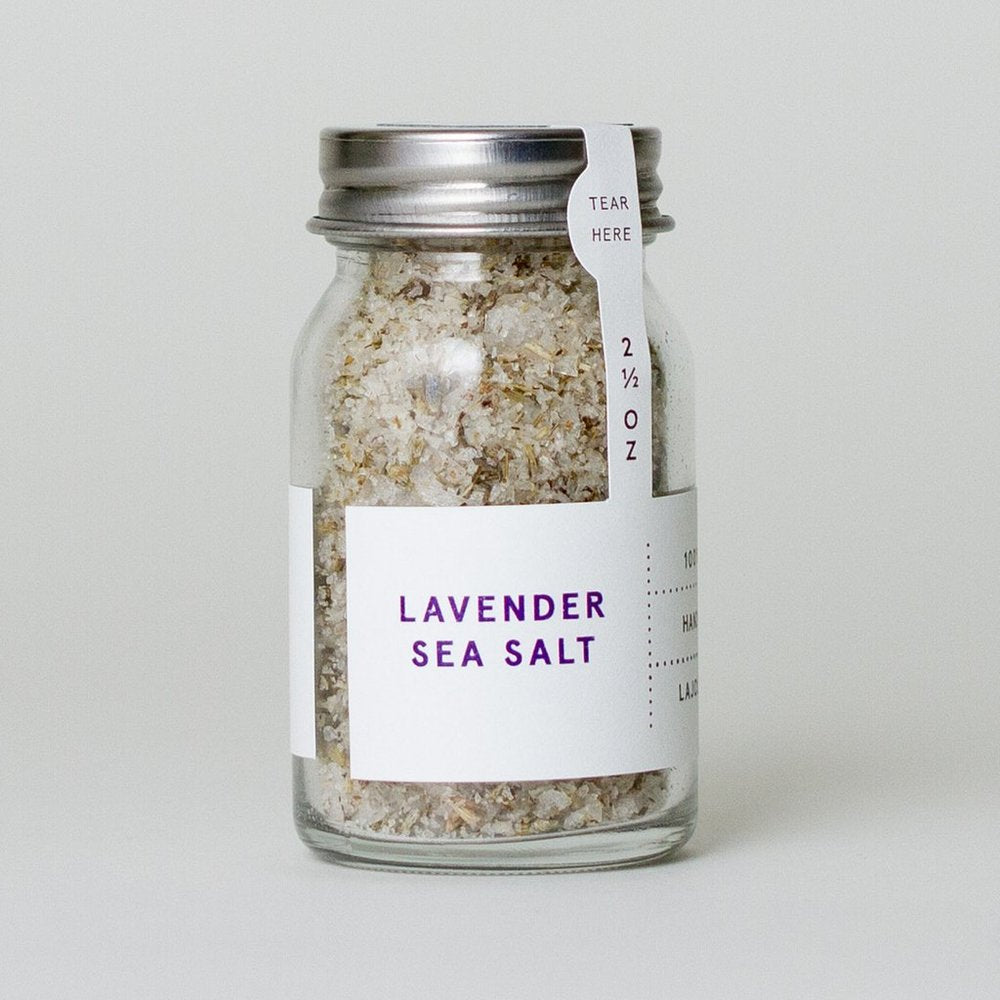 La Jolla Salt Co. French Lavender Sea Salt