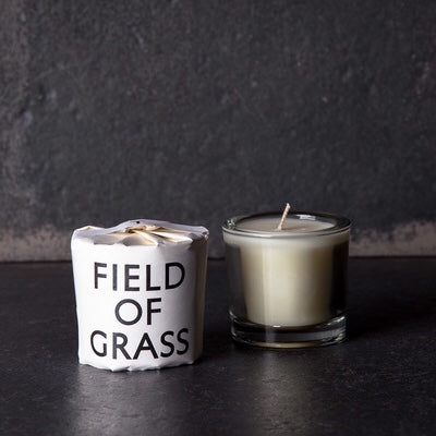 Field of Grass Votive
