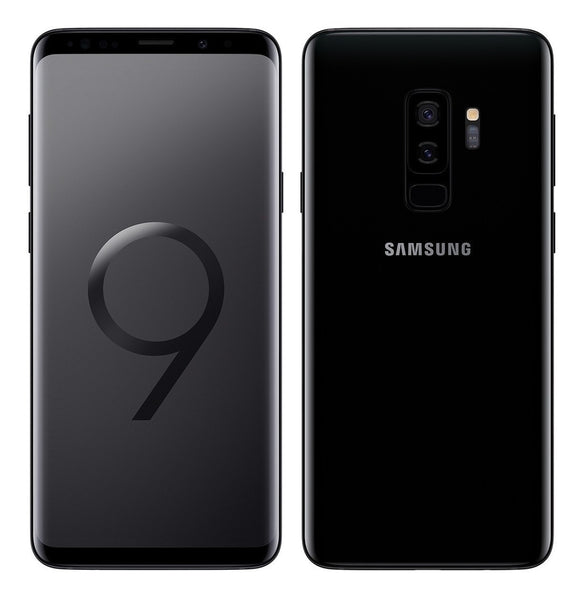 Samsung Galaxy S9 Plus Cámara 12MP Remanufacturado Liberado de Fábrica