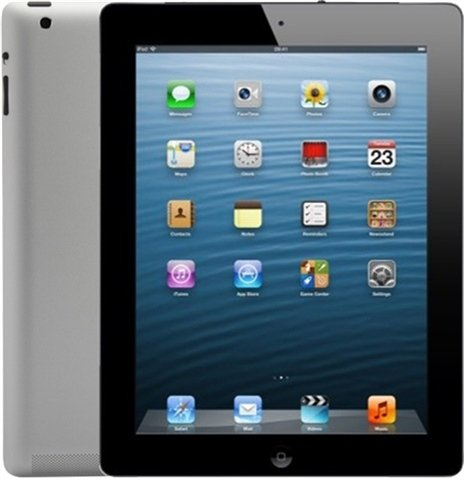 "Apple iPad 4a Generación 9.7"" WiFi Remanufacturada"