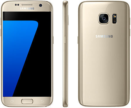 Samsung Galaxy S7 32gb Libre de Fábrica Cámara 12MP Remanufacturado