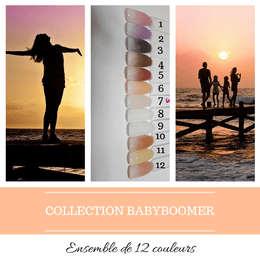 Collection BabyBoomer - Poudres de Trempages