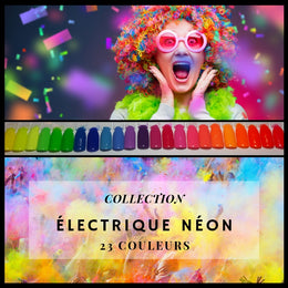 Collection Electrique Neon - Poudres de Trempages