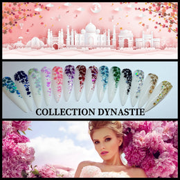 Collection Dynastie - Paillettes