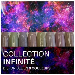 Collection Infinité - Poudres de Trempage